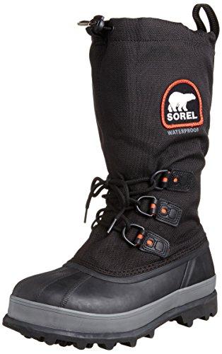画像1: 【北海道の防寒ブーツ】南極観測隊も使用する「バフィン インパクト」がおすすめ 氷点下でも足がポカポカ