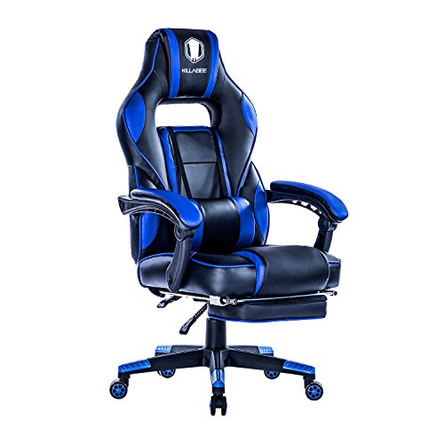 KILLABEE Massage Gaming Chair High...