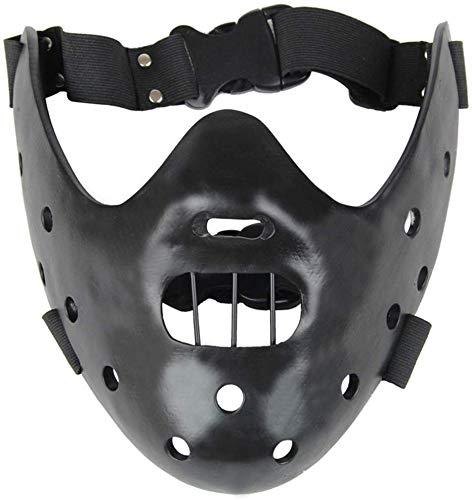 Máscara de la mascarada de Cosplay El silencio de los