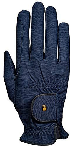 Roeckl Roeck Grip Handschuh, Unisex, Reithandschuh, Marine, Größe 9