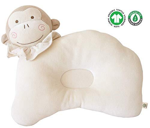 Organic Cotton Baby Protective Pillow...