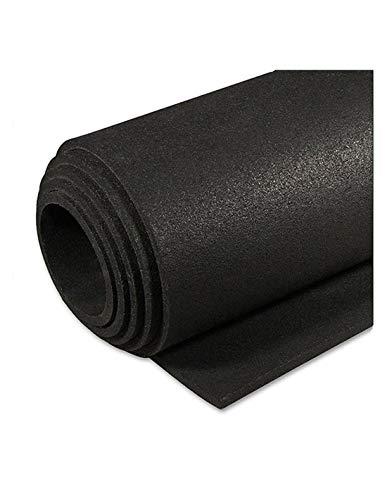 Jardin202 8 mm - Suelo para Gimnasio Sport Premium Black - Metro Cuadrado