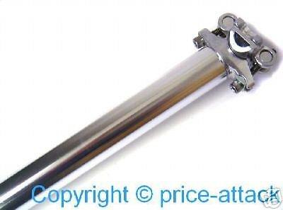 KALLOY ALU Sattelstütze silber 31,8 x 400 mm ( N4 )