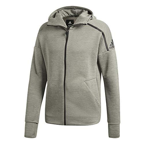 Adidas Z.N.E. Fast Release - Coats & Jackets (Grün, Olive, Erwachsene, Männer, Jacke, XL, aktive Passform)