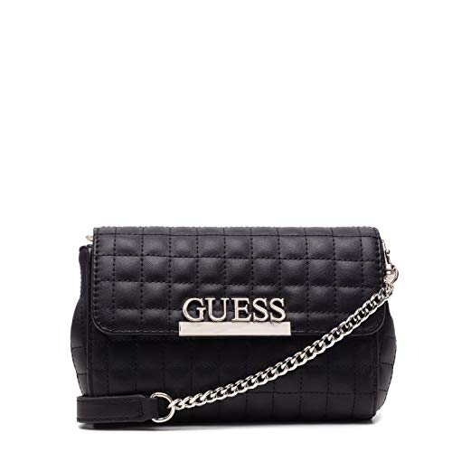 Guess Matrix Riñonera Negro