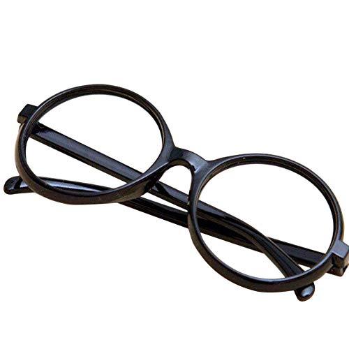 Generp Generp Kinder Brillengestell, einfache modische hochwertige schwarze Brillengestell für Kinder