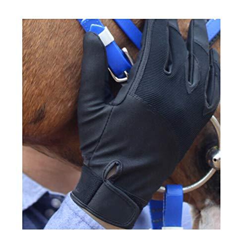 DPFXNN Guantes de equitación para hombre y mujer, guantes de equitación, guantes...