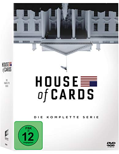 House of Cards - Die komplette Serie [23 DVDs]