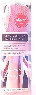 Tangle Teezer The Ultimate Detangler Pink, Wet And Dry Hair Detangling Brush