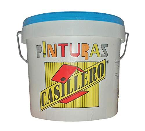 PINTURA MATE EXTERIOR INTERIOR LAVABLE, Super cubriente,blanco (5,15,25 KG). (15 KG)