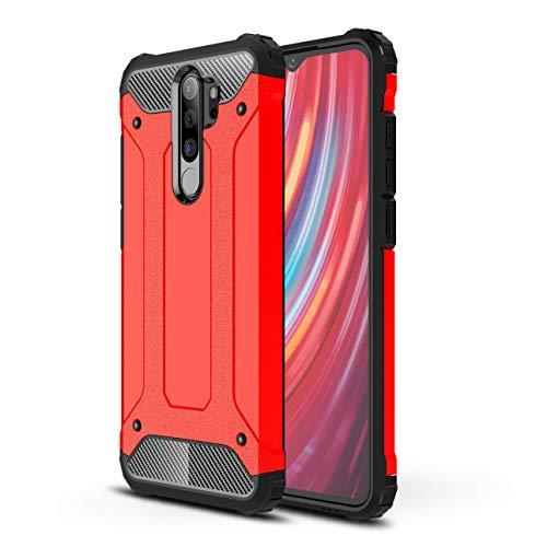 DESCHE Compatibles para Funda Xiaomi Redmi Note 8 Pro, Outdoor...