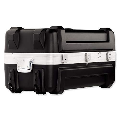 bwh Koffer Mobil-Container Transportbox schwarz 2 Rollen