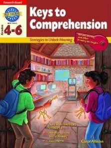Paperback Rbtp Keys to Comprehension Book