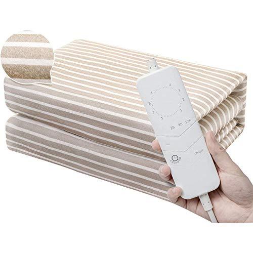 Manta eléctrica con calefacción, Gran cojín de calefacción for el Alivio del...