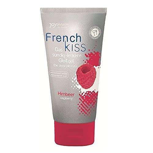 Joydivision French Kiss Gel para Sexo Oral Frambuesa - 1 Unidad