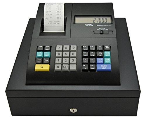 Royal 210DX Entry Level Thermal Printer Cash Register