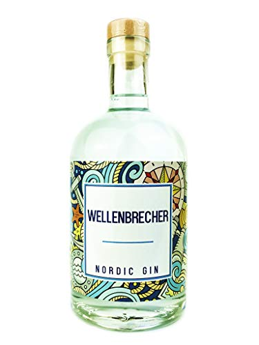Wellenbecher - Nordic Gin