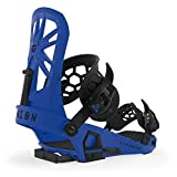 Union Expedition Snowboard Bindings 2020 Blue L