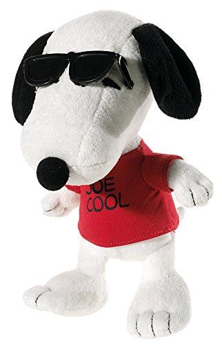 Peanuts 588370 - Plüschtier - Snoopy - Joe Cool, 18 cm