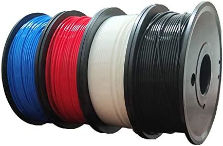 Maths PLA 3D Printer Filament 1 75mm 0 02 mm 1Kg 2 2lb 0 25Kg Spool Independent Vacuum Package product image