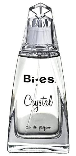 Bi-es Crystal Eau de Parfum Spray für Damen, 100 ml