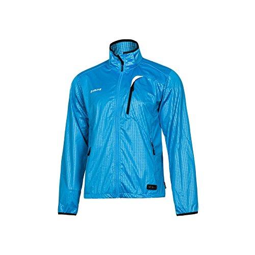 Viking antonio veste softshell veste de sport pour homme en tissu respirant et coupe-vent S Bleu - Bleu