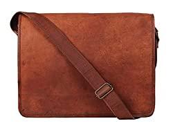 """small 11 """"Rustic Town iPad Shoulder Bag Made of Genuine Leather (Small) (…"""