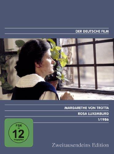 Rosa Luxemburg - Zweitausendeins Edition Deutscher Film 1/1986.
