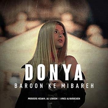 Baroon Ke Mibareh (feat. Donya)