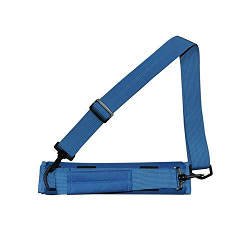 KOET Bolsa de transporte para palos de golf, portátil, mini bolsa de transporte para campos de golf y viajes profesional, color azul, tamaño Tamaño libre