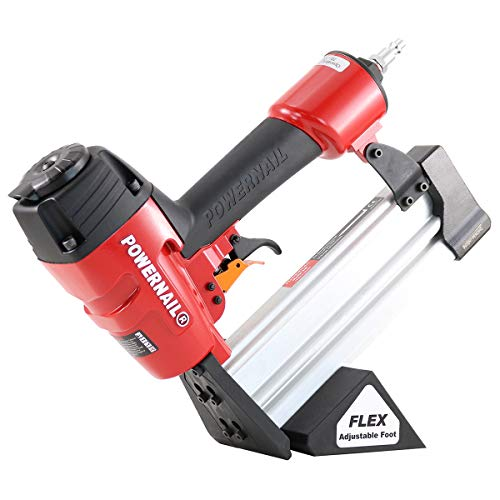 Fantastic Prices! Powernail Model 50F, 18-Gauge Cleat Nailer for Engineered Wood Flooring (3/8 to 3...