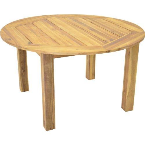 Tafel Serra acacia hout Ø140cm