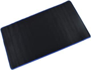 【TKY】 プレイマット マジックマット ラバーマット カードゲーム トランプ マジック マットブルー 60x30cm