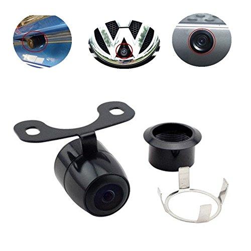 REARMASTER Multifunktionales Auto Rückfahrkamera, kleine Größe Front-Kamera/Rückfahrkamera/Seiten Kamera