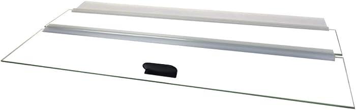 "H2Pro 30"" Glass Canopy 20 Long/29 Gallon Aquarium Fish Tank (29.21 x 11.69 x 0.16in)"