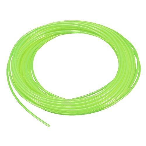N/A Recharge de Filament pour Stylo d'imprimante 3D, Longueur 32,8 Pieds, diamètre 1,75 mm, PLA, précision dimensionnelle / - 0,02 mm, pour Peinture et Dessin 3D, Vert Fluorescent