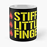 The Little Red Fire Classic Mug - Novelty Ceramic Cups 11oz, Unique Birthday And Holiday Gifts For Mom Mother Father-teiltspe