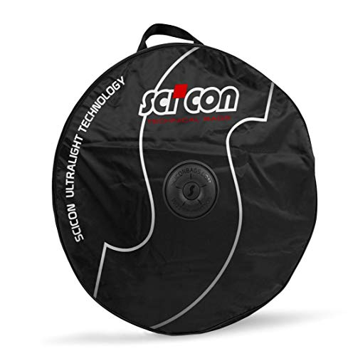 Color Negro Bolsa portac/ámara de Ciclismo Sci-con Elan 210 RL