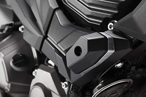 sturzpads sturzpad Kit Noir. Kawasaki Z 800 (de 12).