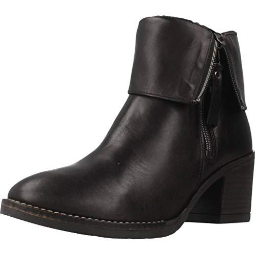 Carmela Damen Stiefelleten Boots 66514C Schwarz 38 EU