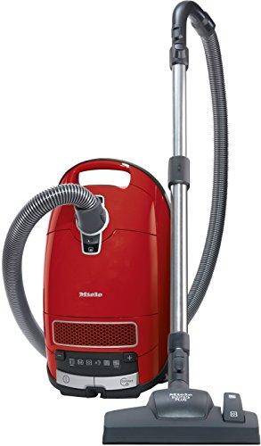 Miele aspiradora complete C3Excellence EcoLine rojo Mangue...