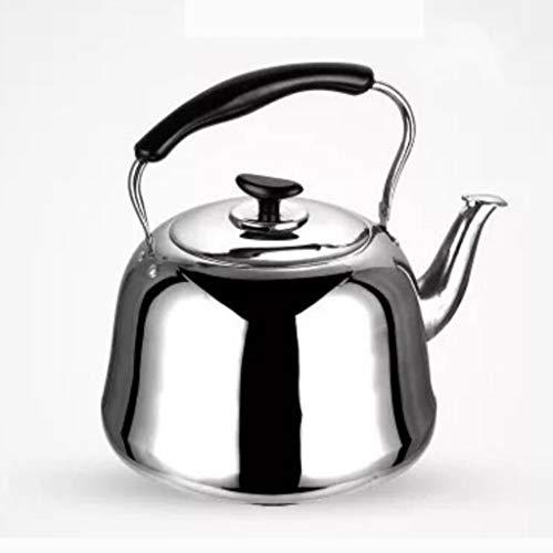LCFF Bouilloire automatique de santé de sifflet de bouilloire de filtre de cuisine à la maison 304 de théière d'acier inoxydable (Capacité : 1L)