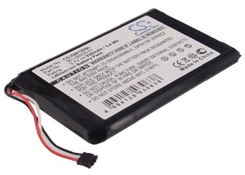 TECHTEK batería sustituye 361-00035-01 Compatible con [Garmin] Drive Assist 50, Drive Assist 50LMT, Drive Assist 51, Drive Assist 51LMT, Nuvi 1200, Nuvi 1205, Nuvi 1205W, Nuvi 1250, Nuvi 1255W, Nuvi