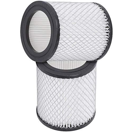 Bricolemar Set filtros aspiradora de Ceniza PowerPlus POWX300 - Kabra (2 Fieltro Filtro de Recambio para Aspirador Ceniza)
