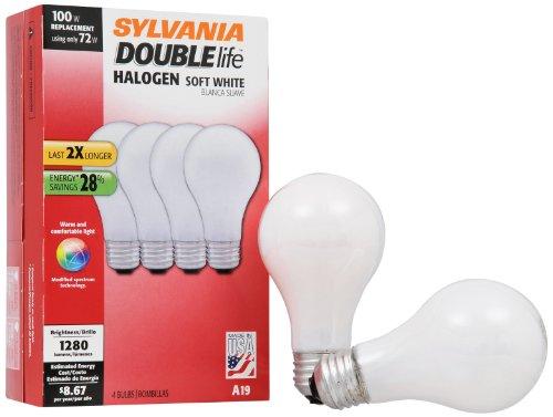 halogen light bulbs 100 watt - 3