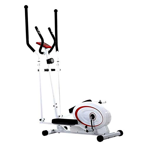 Allestimento Ellittico Macchina Trainer Compact Life Fitness Attrezzature per Esercizi per l'allenamento Domestico Office Gym, Cardio Workout & Forth Training
