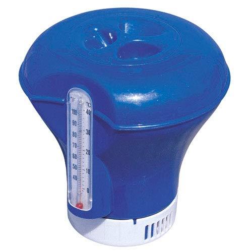 Bestway 58209 Chemikalienschwimmer 18.5 cm mit Thermometer