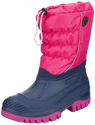 CMP Unisex Hanki Bootsportschuhe, Pink (Strawberry B833), 35 EU