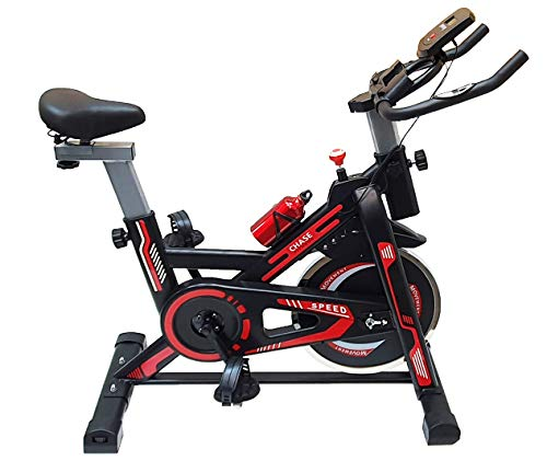Chase Fitness Exercise Spin Sport Bike Cardio Aerobic Machine with 13kg Flywheel