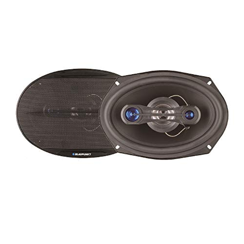 Blaupunkt GTX691 Car Speaker 6' x 9' 4-Way Coaxial Speaker Pair 700Watts
